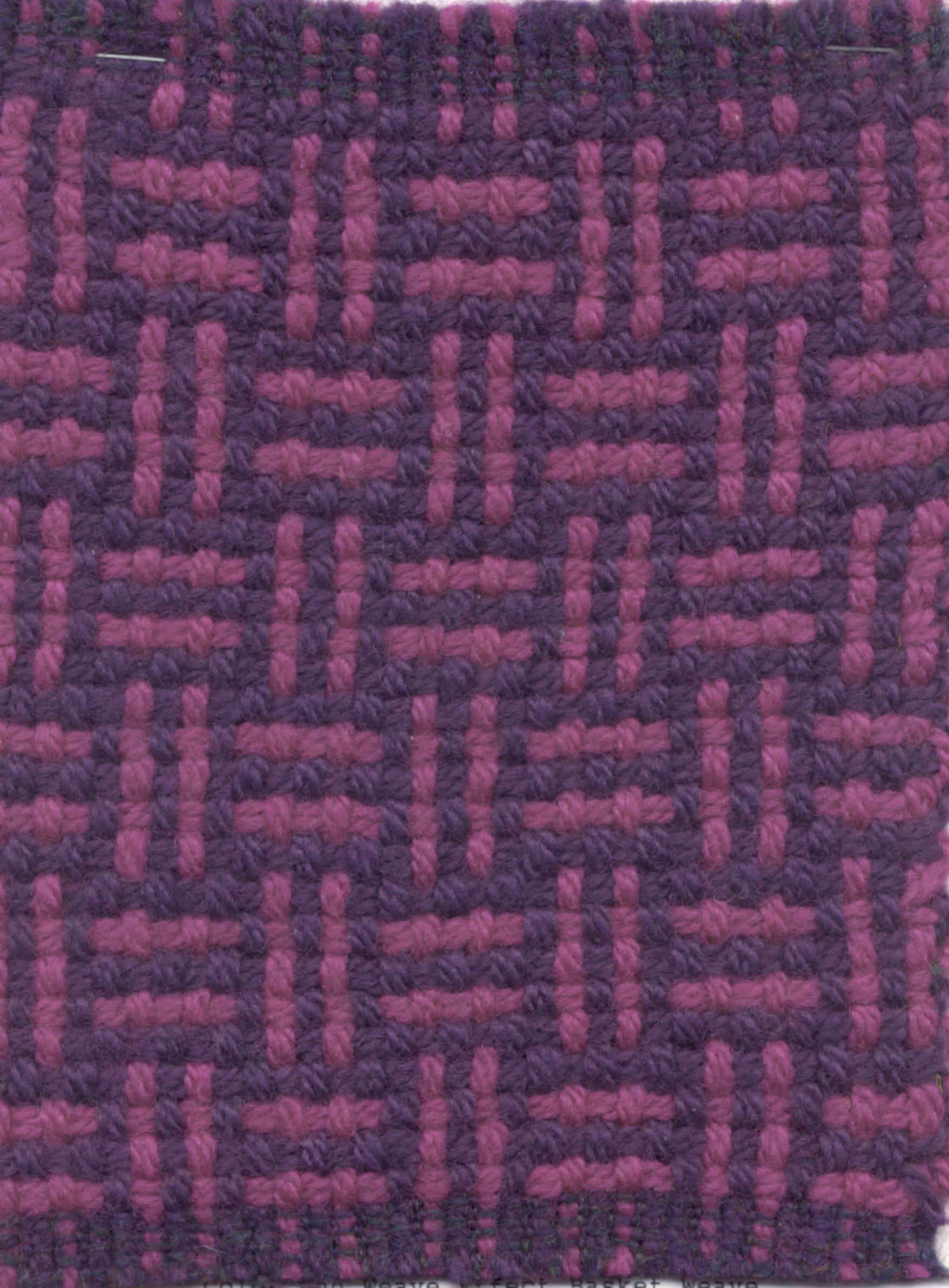 How To Weave A Basket From Fabric : The weavers guild of springfield